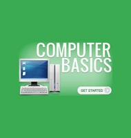 Computer Basics offered at The Protec Computer Institute Naval Colony Karachi.