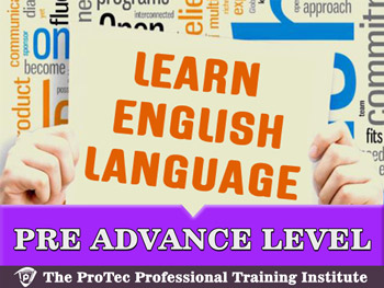English Language (Pre-Advance Level)